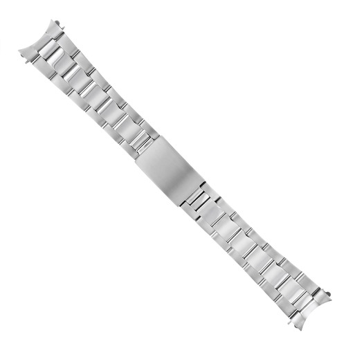 OYSTER WATCH BAND BRACELET FOR INVICTA RUSSIAN PRO DIVER AUTOMATIC SHINY/M 20MM
