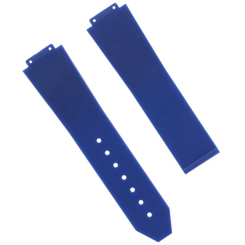 21-24-25MM RUBBER BAND STRAP FOR HUBLOT BIG BANG BUCKLE 4 BLK SCREW SCREWDRIVER