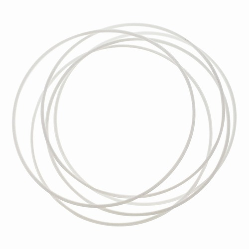 LADIES NO DATE 18.50MM X 2MM THICK WATCH CRYSTAL GASKET FOR ROLEX WATCH