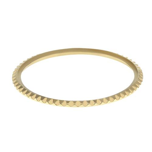 GOLD COLOR BEZEL RING FOR OLDER ROLEX SUBMARINER WATCH 5508 5512 5513 5517 1680