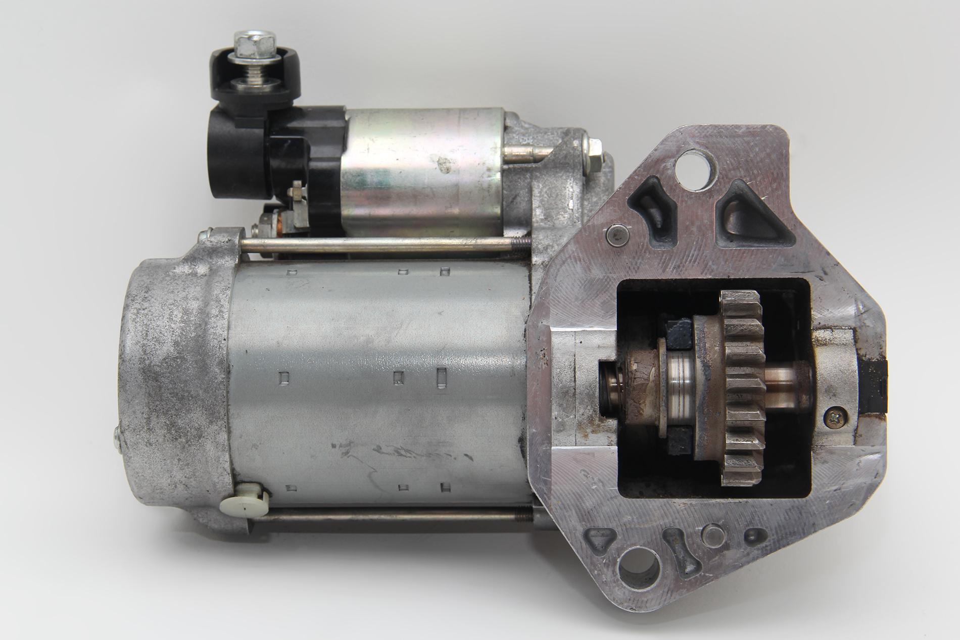 Acura TL 09-11 Starter Motor A/T, 3.5L V6 6 Cylinder 31200 ...