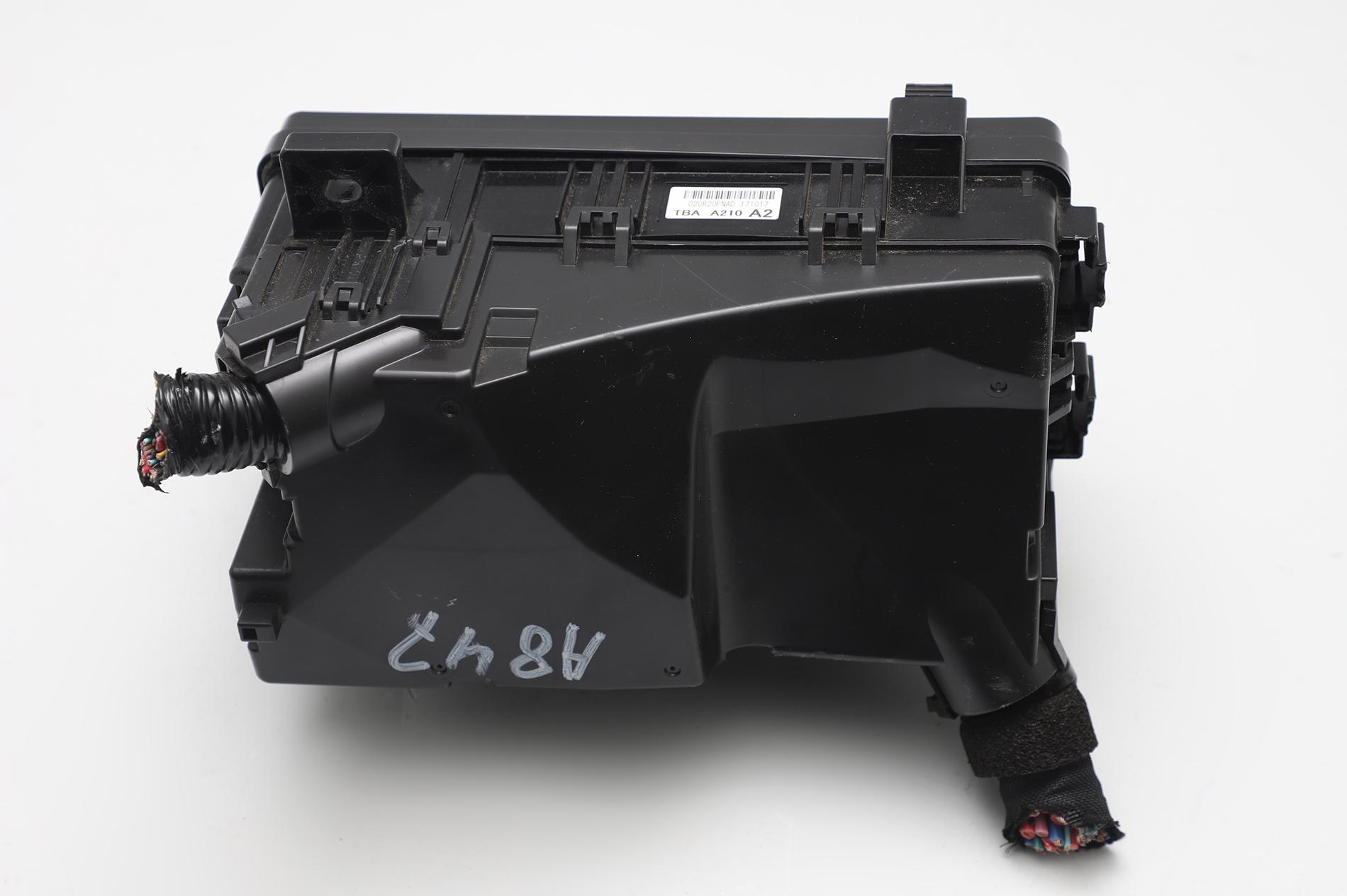 Honda Civic Si Fuse Box Engine Control Relay 32200