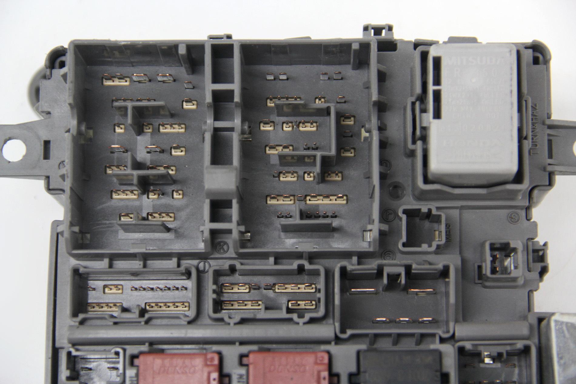 ... Acura TSX 07 Fuse Box Interior Under Dash Control Relay 38200-SEC-A05  ...