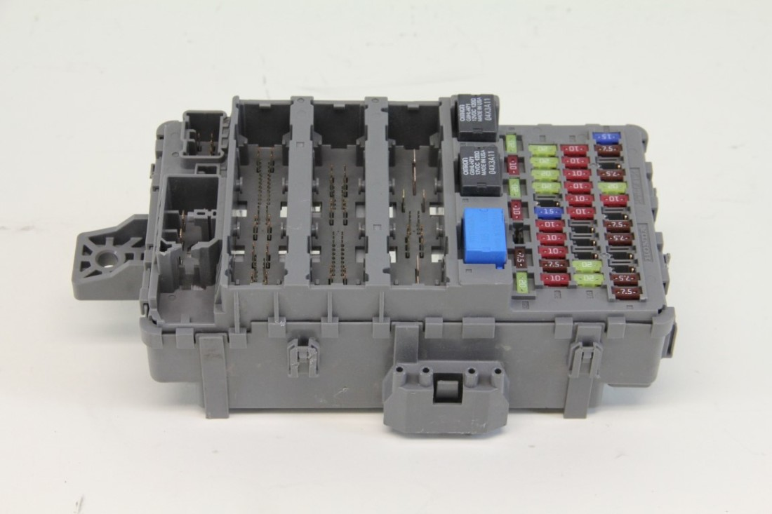 1991 Honda Accord Fuse Box Oem 30 Wiring Diagram Images 2003 Interior 39794 Sda 004 13 14 15 Sedan Sport A T