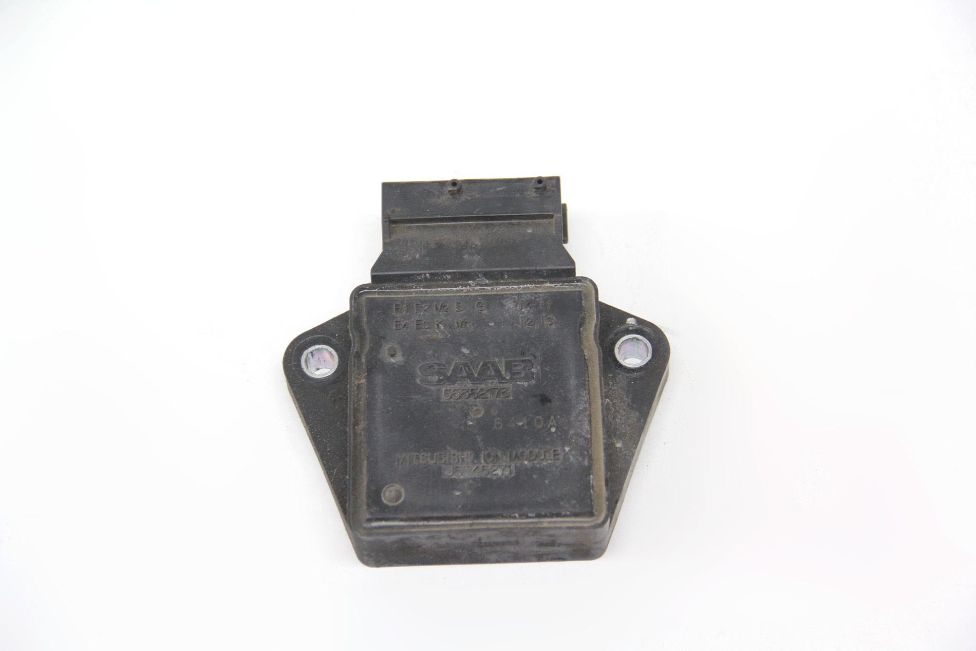 Saab 9-3 03-11 Turbo Ignition Ignitor Ion Unit 2.0L Turbo 4 Cyl 55352173, OEM