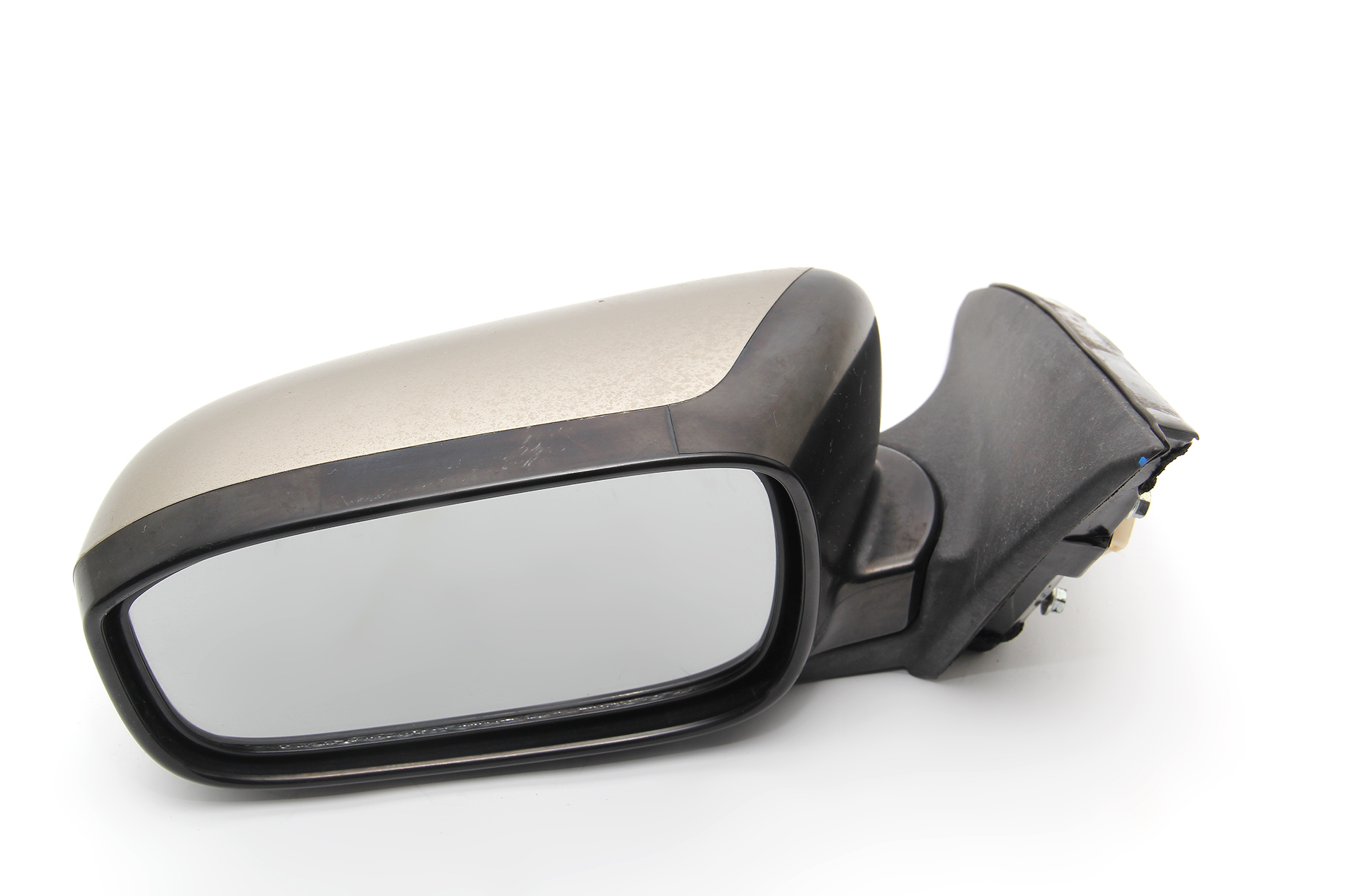 New Drivers Power Side Mirror Heated Gray Cover for 03-07 Honda Accord Sedan