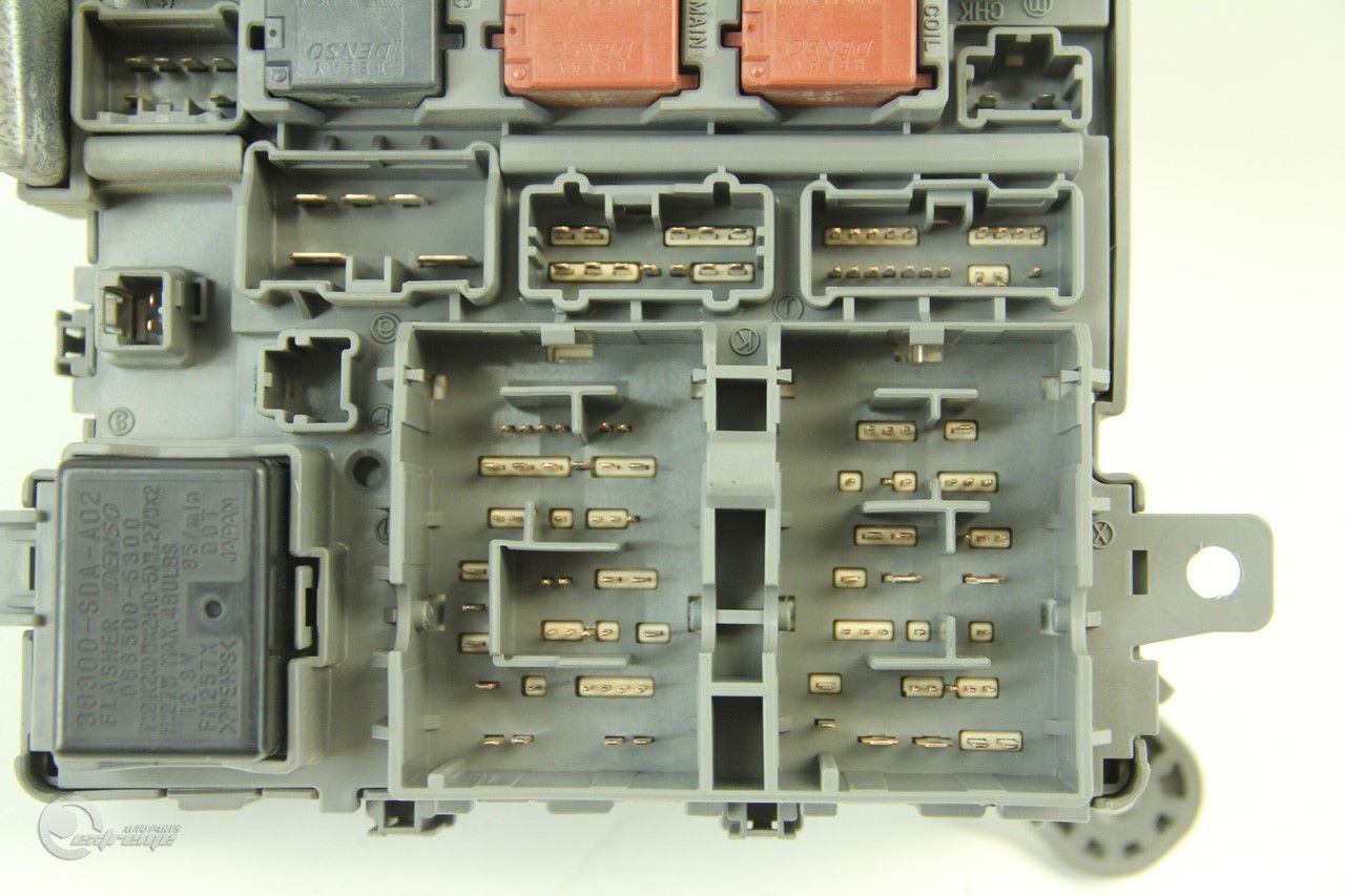 03 Accord Fuse Box Great Design Of Wiring Diagram 2004 Honda Ex Sedan 04 Interior Dash Relay