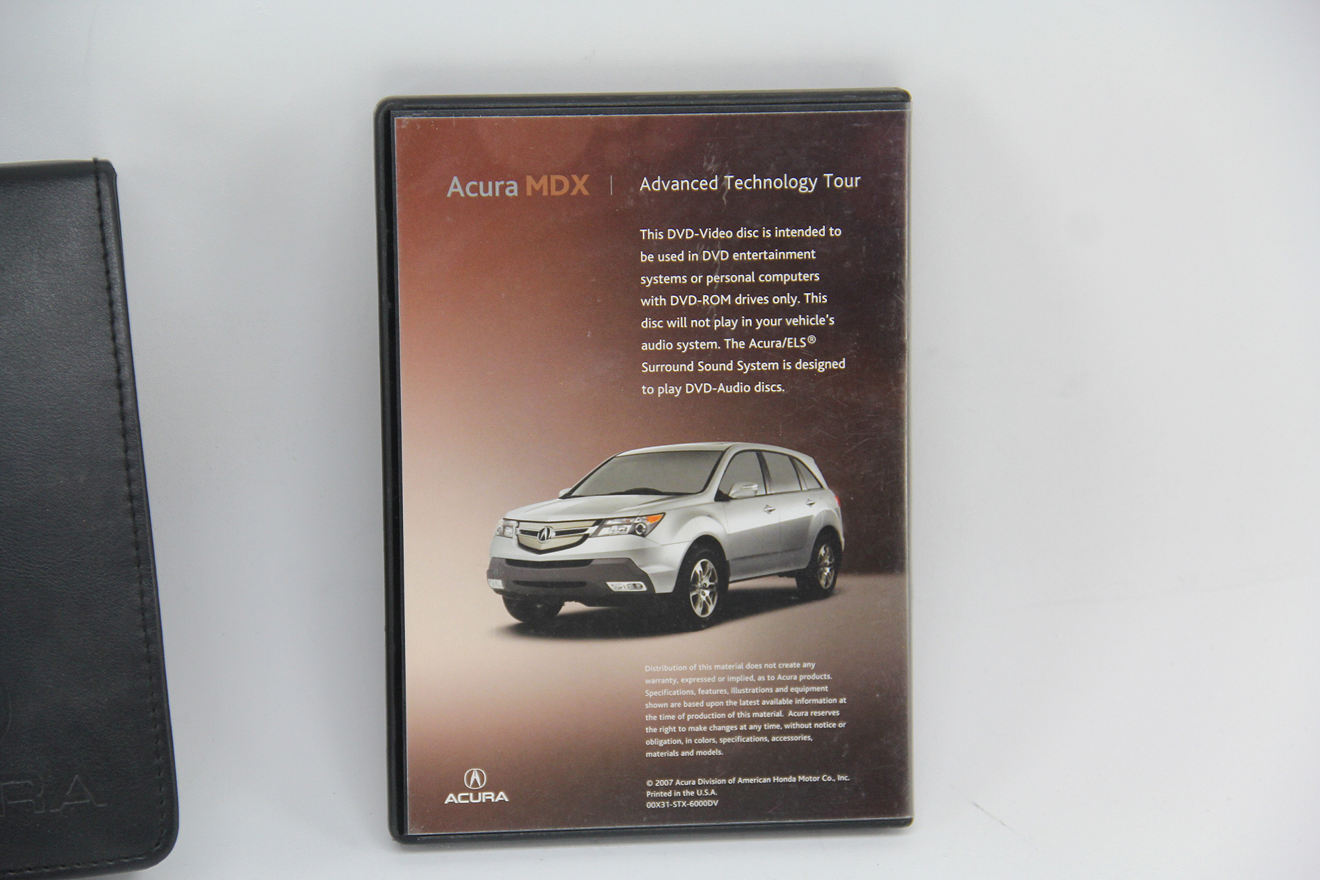 2009 Acura RL Owners Manual NEW Original Owner Guide Book OEM Handbook