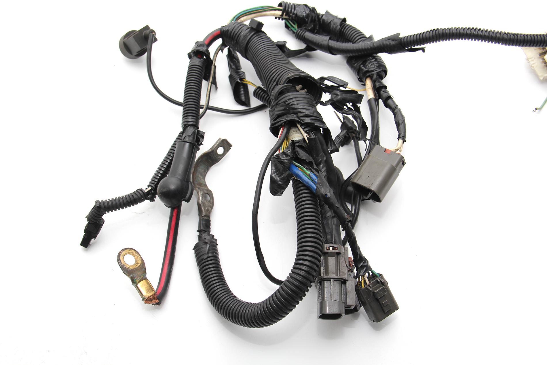 Nissan 240sx Engine  Transmission Wire Harness Sr20det S13