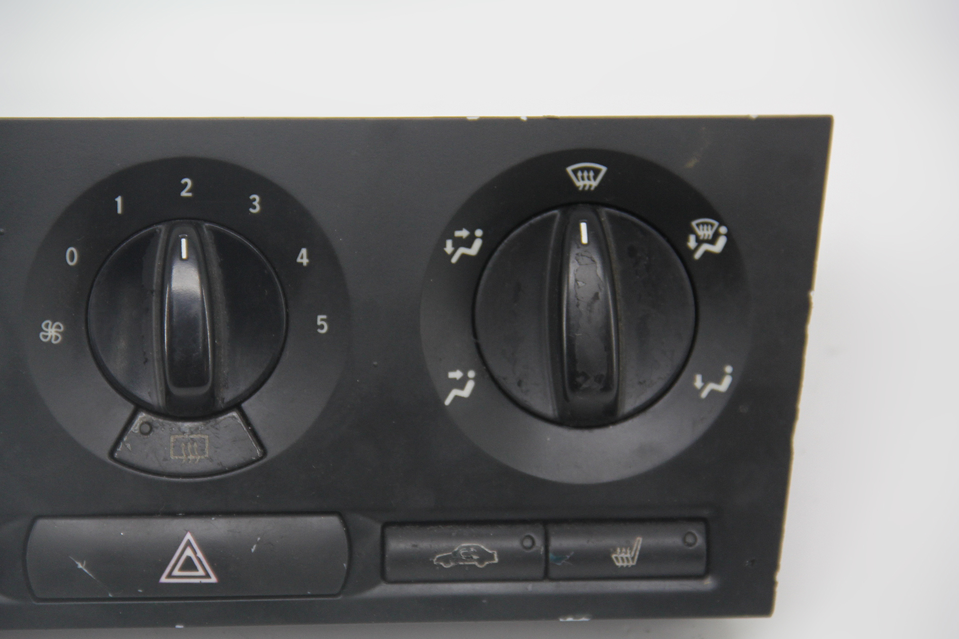 saab 9 3 03 06 a c heater climate control manual w seat. Black Bedroom Furniture Sets. Home Design Ideas