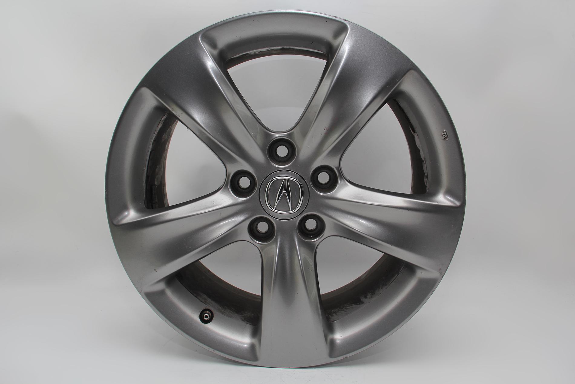 Acura TL 12-14 Alloy Wheel Rim Disc, 5 Spoke 18x8, 42700 ...