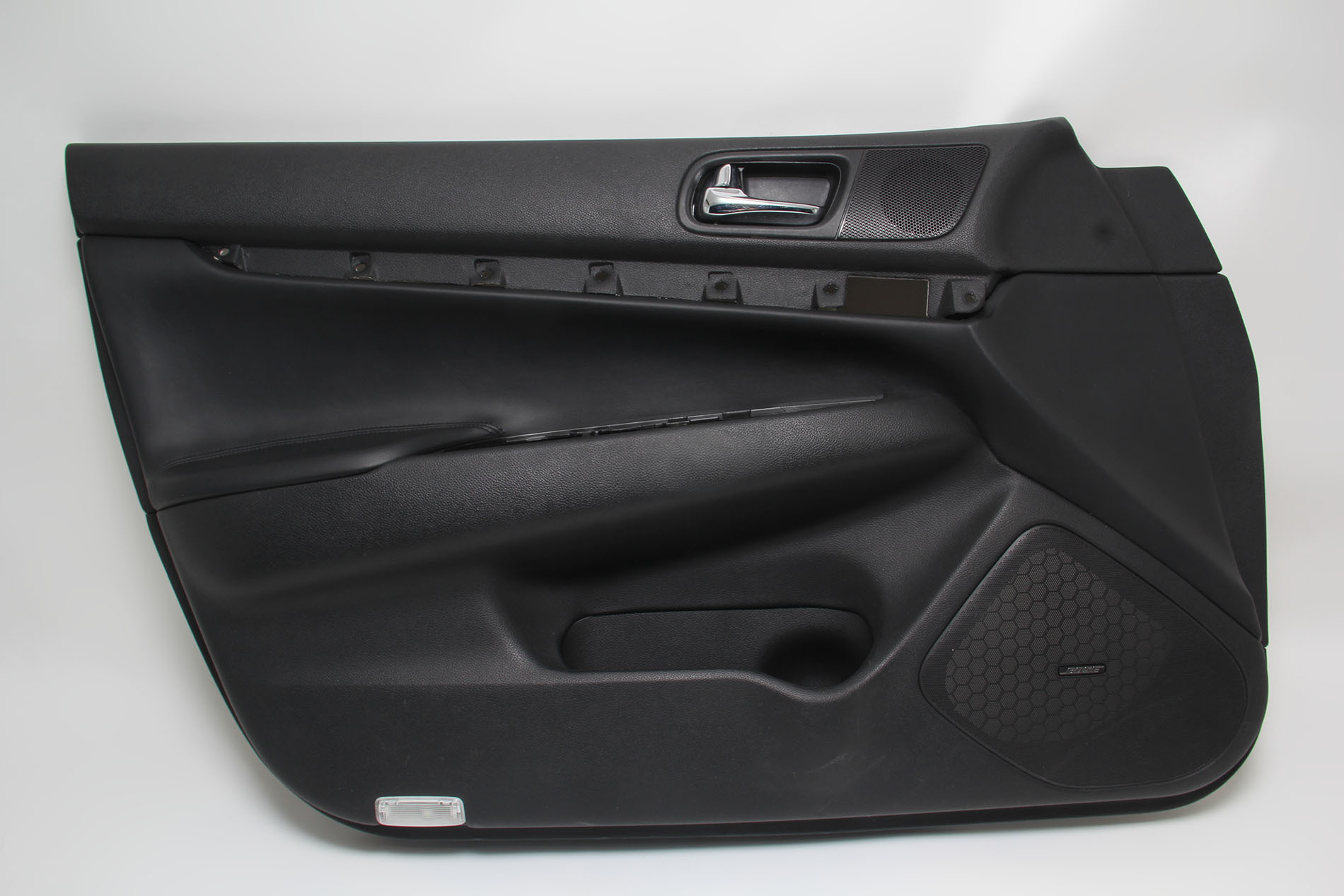 Infiniti G37 Sedan 12 13 Door Panel Trim Lining Front Left Driver 880901 Ju71e 2012 2013 Extreme Auto Parts