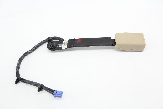 Acura MDX Seat Belt Buckle Right/Passenger Side Tan/Ivory 04813-STX-A00ZC