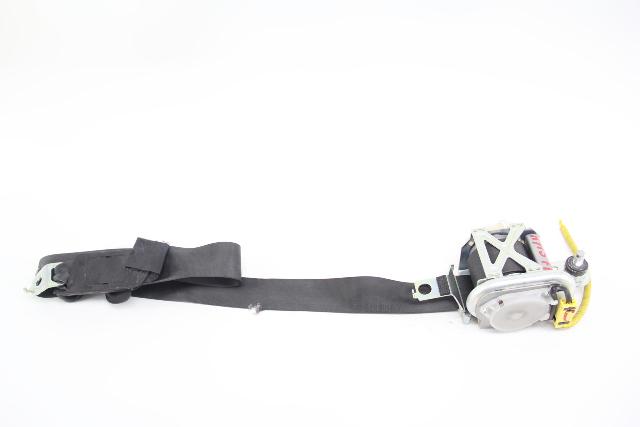 Acura TL Seat Belt Front Right/Passenger Seatbelt Black/Grey OEM 09-12