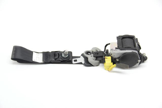 Acura TSX Seat Belt Seatbelt Front Left/Driver Black 04818-SEC-A02ZB OEM 06 07 08