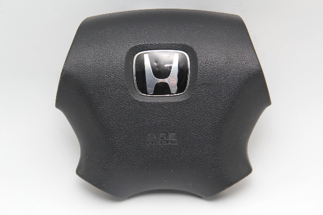 Honda Accord Sedan Driver Air Wheel Bag Grey/Black V6 06770-SDB-A91ZB 04-05