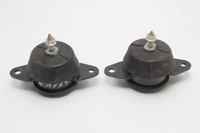 Nissan Leaf Motor Insulator Assembly Mount Set (2) 11220-3NA0A OEM 2011-2012
