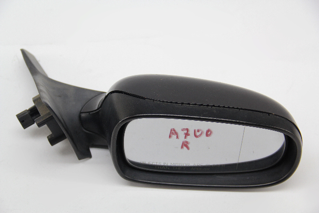 Saab 9-3 Convertible Side View Mirror Right/Passenger Charcoal OEM 04-09