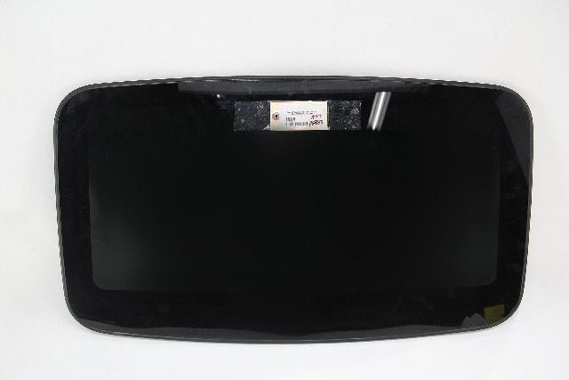 Saab 9-3 Sedan 08-11 Sunroof Moon Roof Glass 12777917 Factory OEM