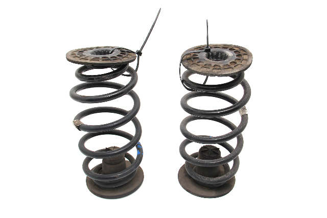 Saab 9-3 Convertible 04-11, Coil Shock Spring, Rear Left/Right Set 12790054, OEM