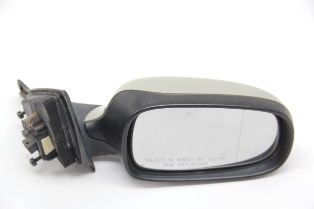 Saab 9-3 Sedan 03-07 Side View Mirror Right/Passenger, Olive 12796564