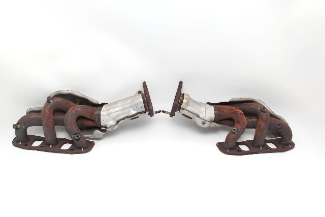 Infiniti M37 Exhaust Manifold Headers Left/Right Set OEM 11-13 2011 2013 2012