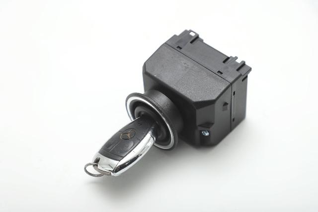 Mercedes Benz GL450 Ignition Immobilizer w/Key 1645450708 OEM 06-09 A941 2006, 2007, 2008, 2009