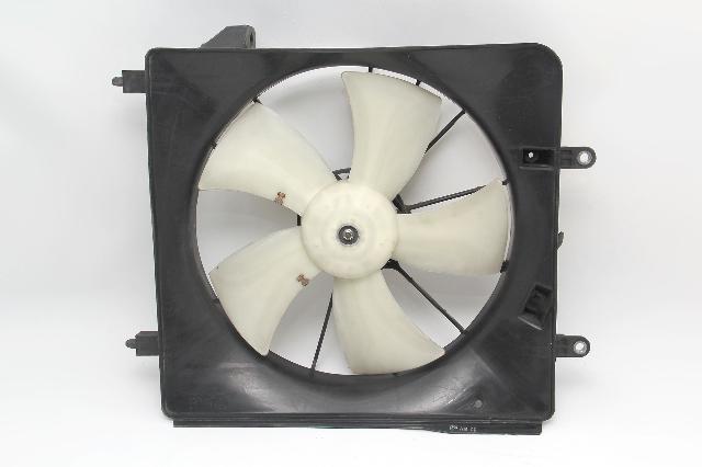 Acura TSX 04-08 Radiator Cooling Fan Motor w/ Shroud Assy 19020-PNL-G01
