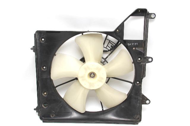 Acura RL Radiator Fan Motor 5 Blade w/ Shroud OEM 05 06 07 08 09 10 11 12