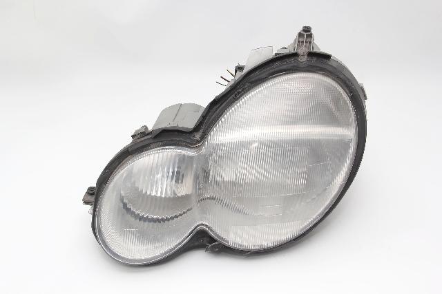 Mercedes C230 02-04 Headlight Head Light Lamp Left/Driver 2038202161