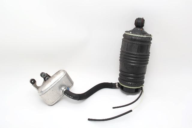 Mercedes CLS500 Rear Left Air Suspension Shock Absorber Bag w/Tank OEM 06-11