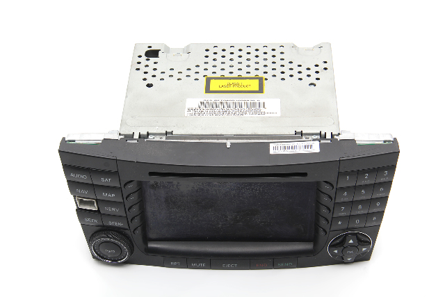 Mercedes CLS500 Navigation DVD CD Disc Player 2118704889 OEM 06-08