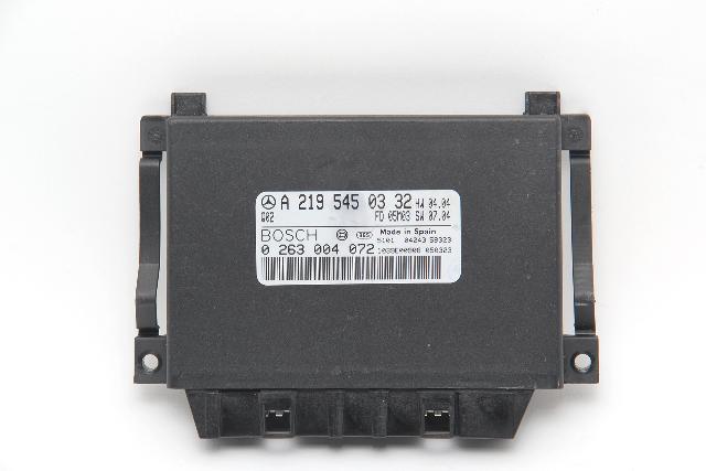 Mercedes Benz CLS500 Parktronic Parking Control Module Unit 2195450332 OEM 2006