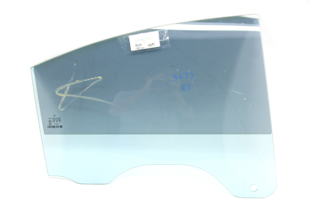 Mercedes Benz CLS500 Rear Right/Passenger Door Glass 2197350810 OEM 06-11