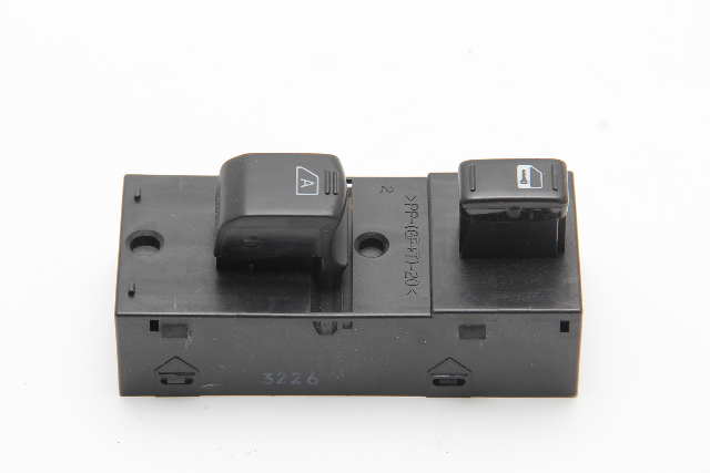 Nissan 350Z 03-05 Power Window Switch, Front Right Side 25411-CD000 A938 2003, 2004, 2005
