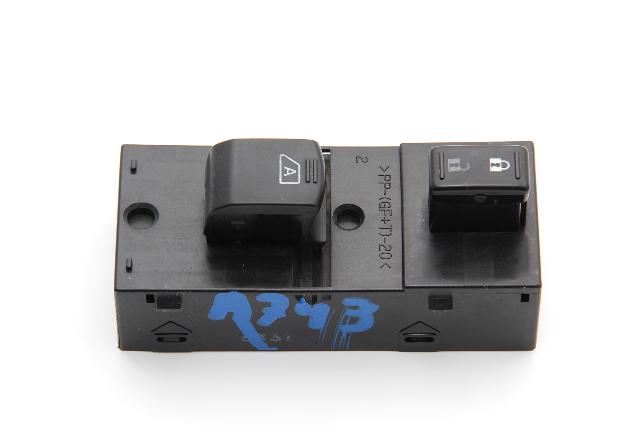 Nissan 350Z Power Window Switch Right/Passenger 25411-CM50B OEM 06 07