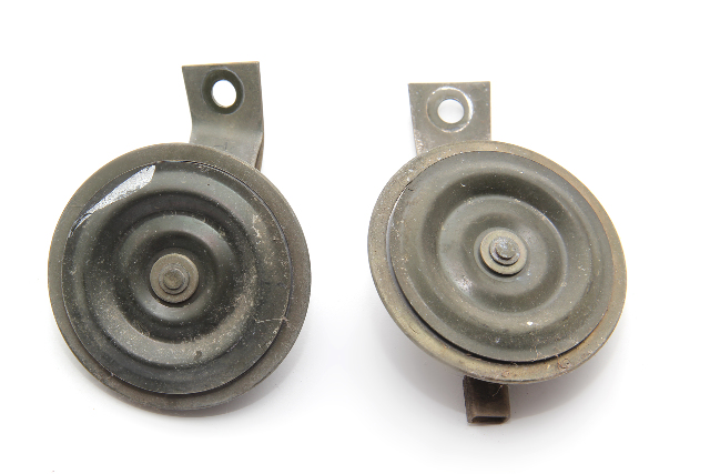 Nissan 300ZX High/Low Pitch Tone Horn Set Signal Beep OEM 90 91 92 93 94