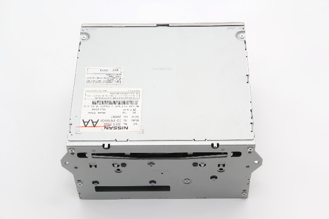 Infiniti G37 CD Radio Player Climate Control Navigation 25915-JK62D OEM 08-13