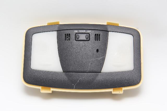 Nissan 370Z Overhead Console Map Light Lamp Black 26430-1EA1A OEM 09-14