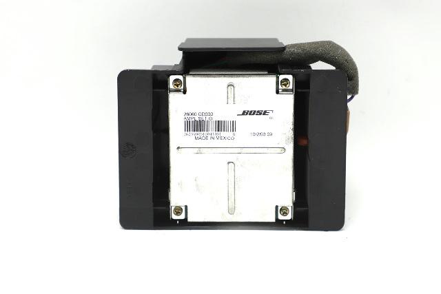 Nissan 350Z 03-05 Bose Audio Amplifier Amp 28060-CD000 A938 2003, 2004, 2005