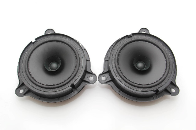 Nissan Leaf Front/Rear Door Radio Audio Speaker Left/Right Set 28156-1TG0A 11-12
