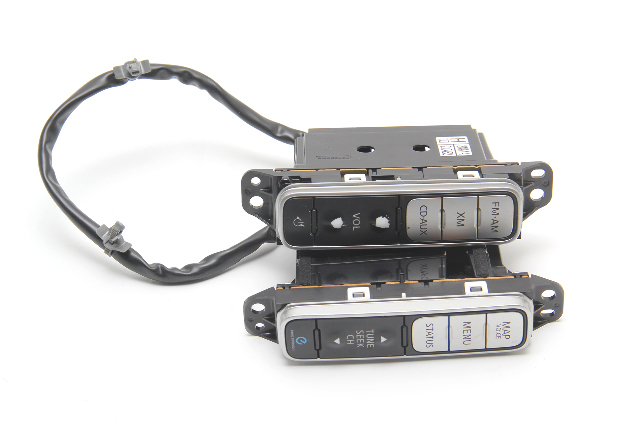Nissan Leaf Audio Switch Volume Seek MAP Menu Switch Module OEM 2011-2012 11 12