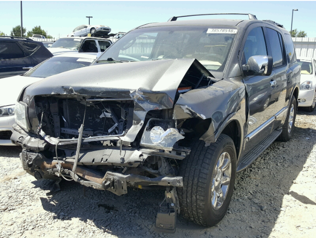2006 Infiniti QX56 Parts For Sale AA0719