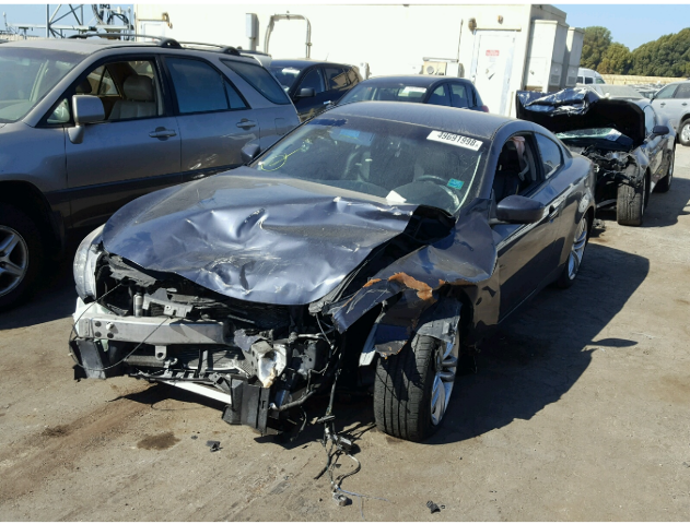 2010 Infiniti G37 Base Parts For Sale AA0736