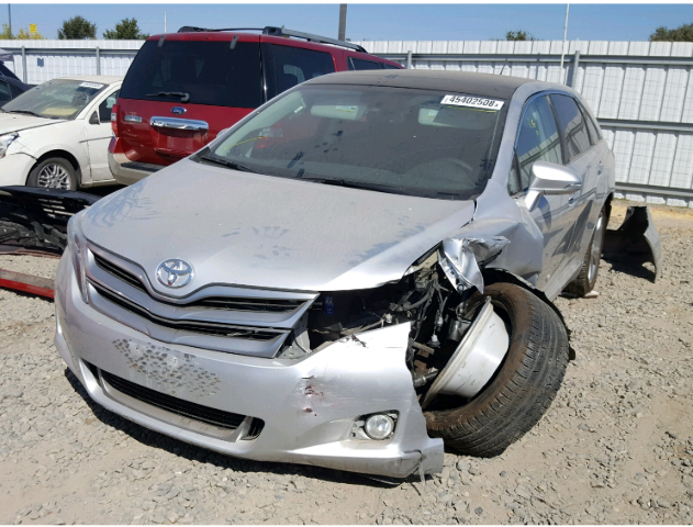 2013 Toyota Venza Parts For Sale AA0741