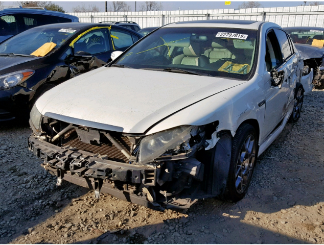 2007 Acura TL Type S Parts For Sale AA0742