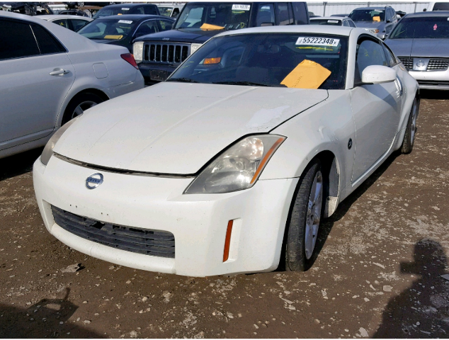 2004 Nissan 350Z Parts For Sale AA0744