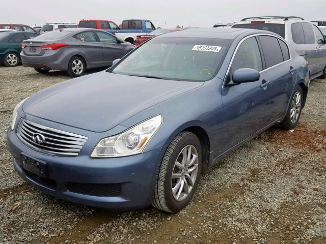 2008 Infiniti G35 Sedan Parting Out AA0760