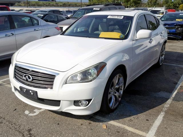 2012 Infiniti M37 Parts For Sale AA0763