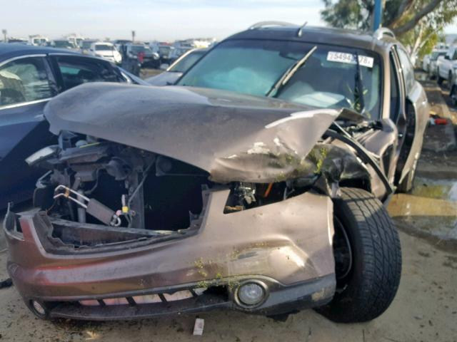 2005 Infiniti FX35 Parts Vehicle AA0771